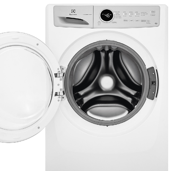 Door Open On Washing Machine