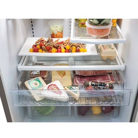 Frigidaire Gallery 18 1 Cu Ft Top Freezer Refrigerator