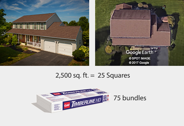 Gaf 400 Sq Ft Tiger Paw Roof Deck Protection