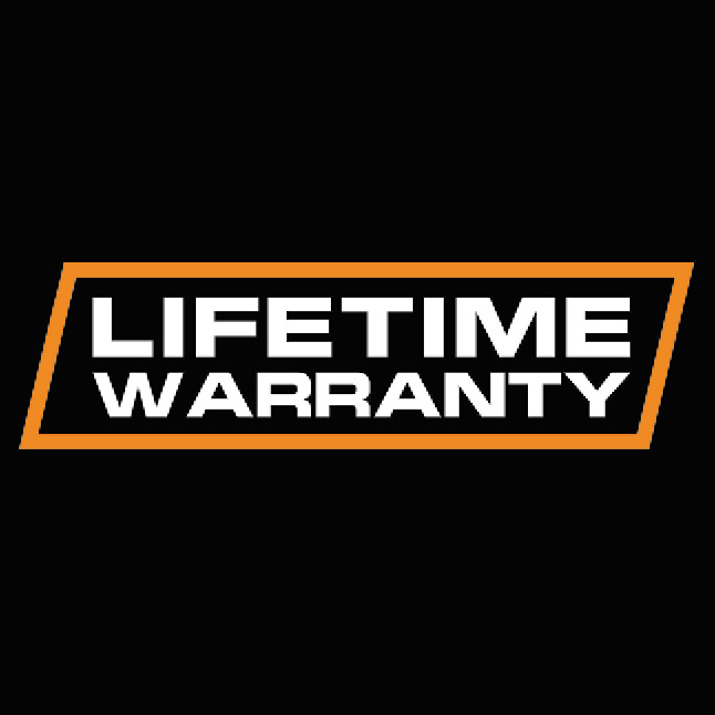 GEARWRENCH® offers a limited lifetime warranty on products to be free of defect in material and workmanship