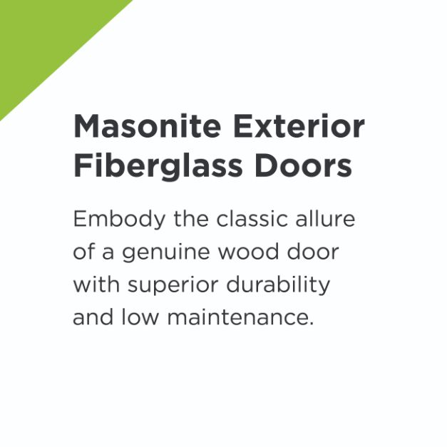 Masonite Exterior Fiberglass Doors