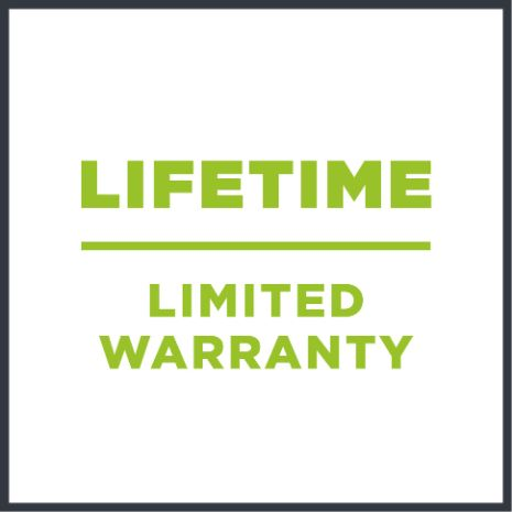 Lifetime Limited Warranty icon for Masonite Exterior Fiberglass Doors
