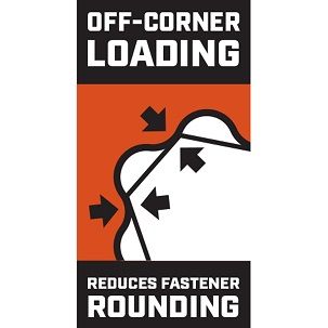 Off-Corner Loading Graphic