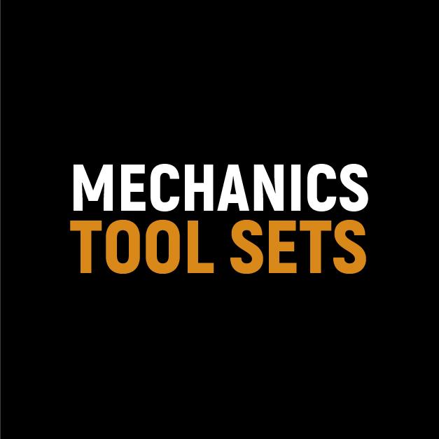 84-Tooth Mechanic's Tool Sets