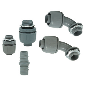 Southwire Straight Type-B Conduit Fittings and 90-Degree Type-B Conduit Fittings Assortment