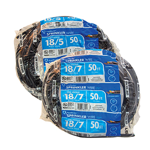 Southwire Low-Voltage Copper Direct Burial Sprinkler Wire and Cable Assortment