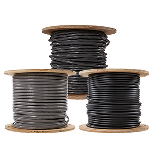 Southwire AL SEU Cable, AL SER Cable, AL USE-2 Cable, and AL URD Cable Assortment