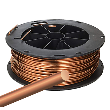 Southwire Soft-Drawn Bare Copper Grounding Wire Assortment (Stranded and Solid)