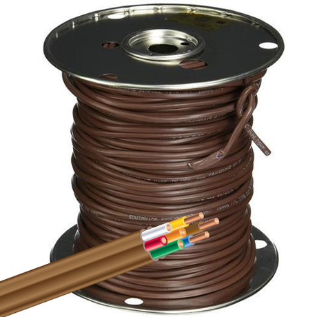 Southwire 315 ft. 6-Gauge Solid SD Bare Copper Grounding Wire ... on