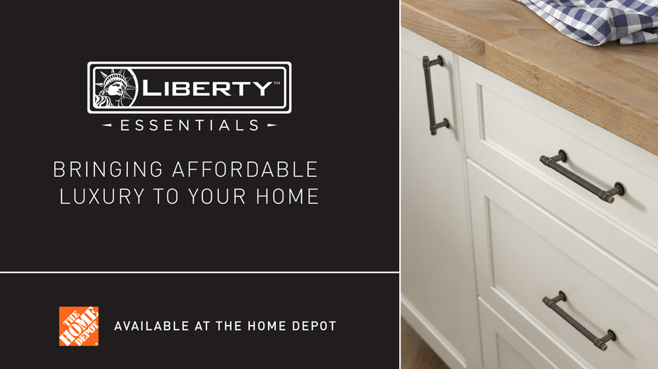 Liberty Essentials Cabinet Hardware