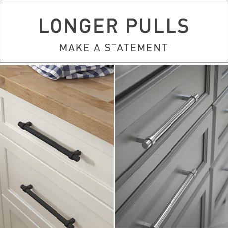 Long Drawer Pulls