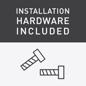 Installation Hardware Included