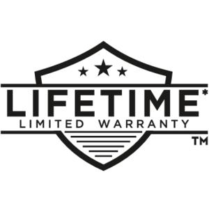 Backed by Delta Faucet's Lifetime Limited Warranty