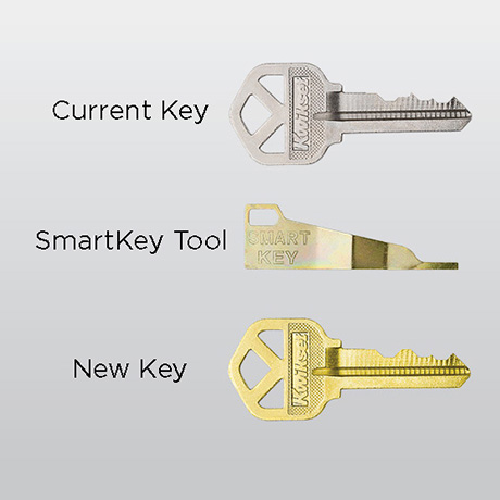 SmartKey Security re-key tools