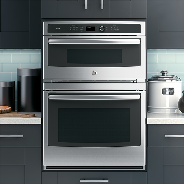 Image of combination oven installed in kitchen