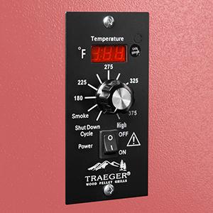 Traeger Grills - Digital Elite Controller