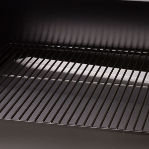 Traeger Eastwood 34 Wood Pellet Grill and Smoker in Silver Vein