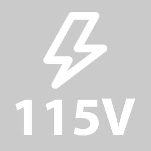 Lightning bolt and 115