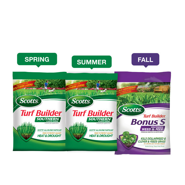Lawn Care Program - Spring - Summer - Fall