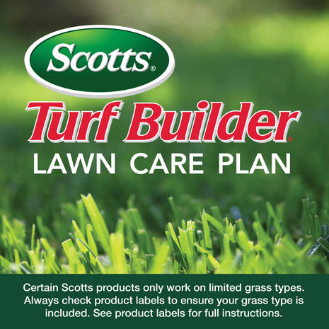 Turf Builder Lawn Care Plan