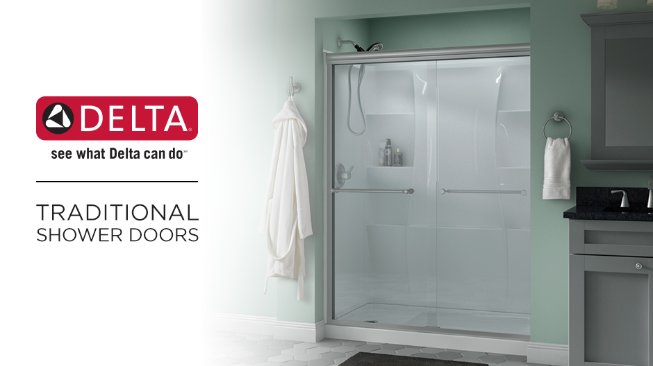 Traditional Shower Doors