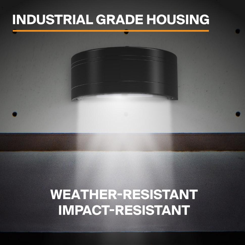 Industrial Grade Housing
