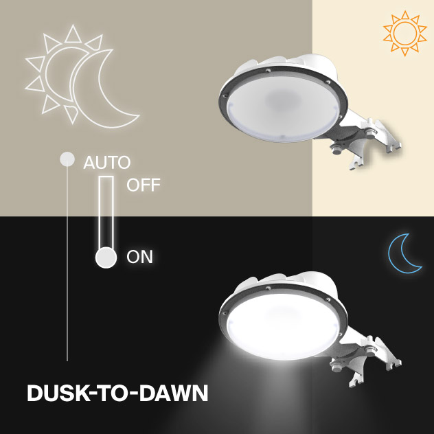 Probrite ASTRA20 Dusk to Dawn Outdoor Light