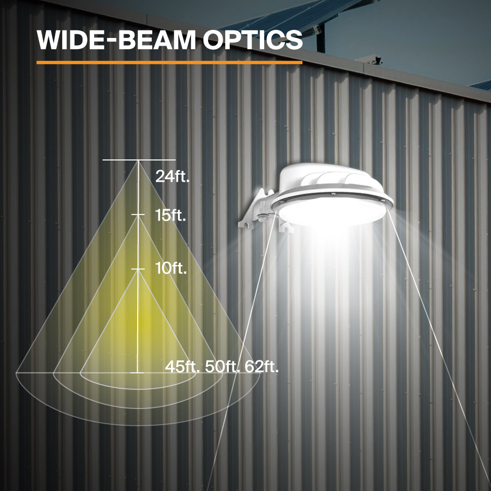 Probrite LED Area Light ASTRA20 Wide Beam Optics