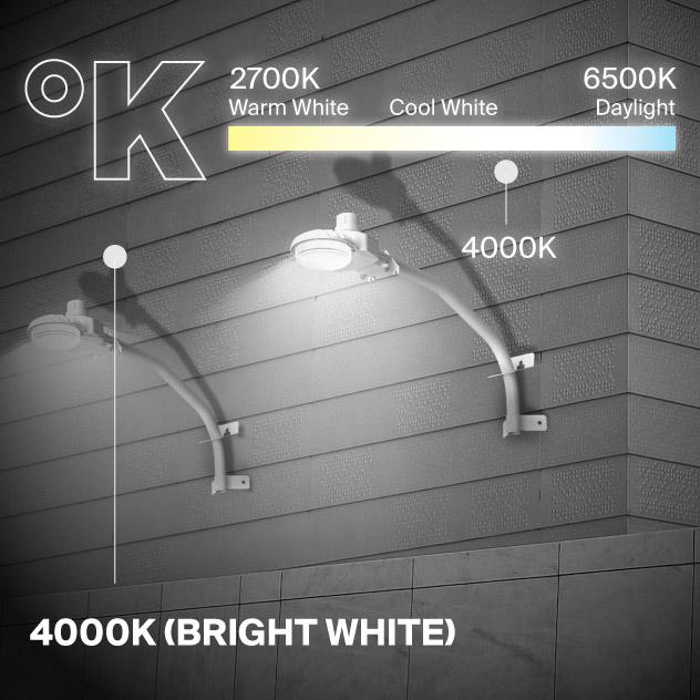 Probrite ASTRA40 LED Area Light 4000K