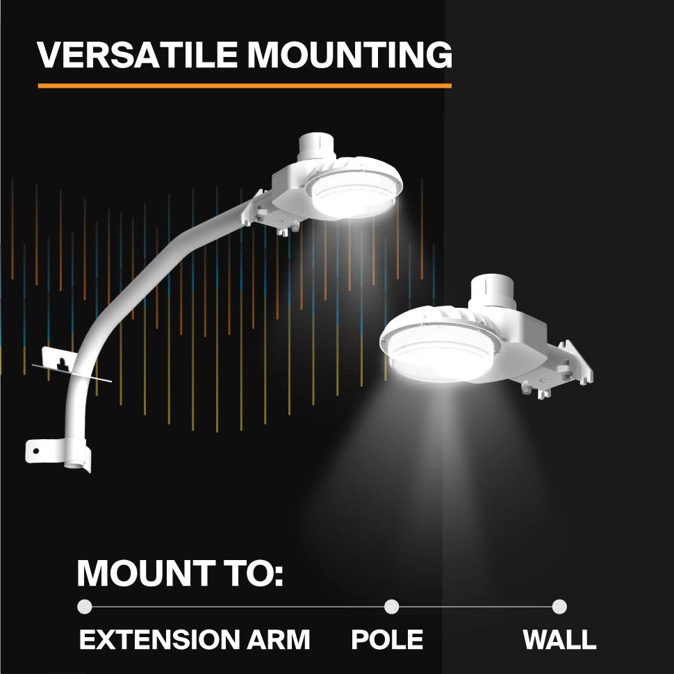 Probrite Astra40 Versatile Mounting Options