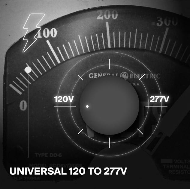 Probrite ASTRA70 LED Area Light Universal Volt