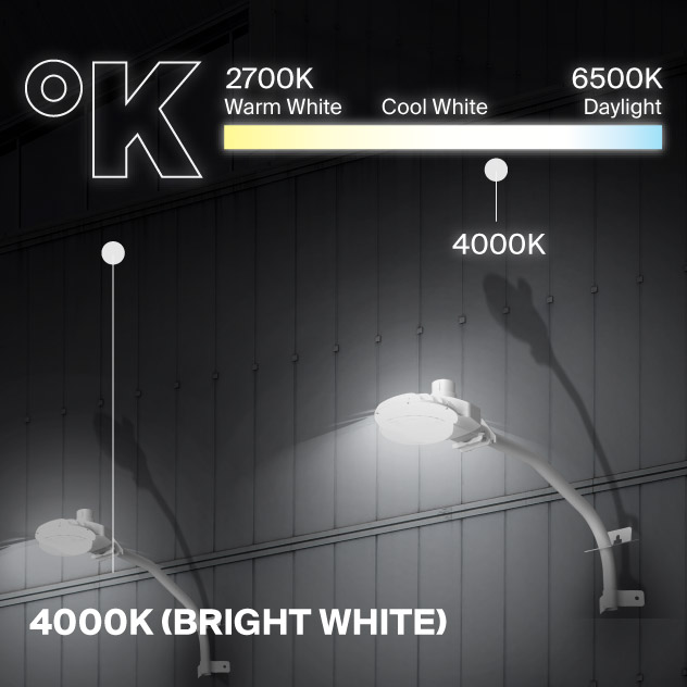 Probrite ASTRA70 LED Area Light 4000K