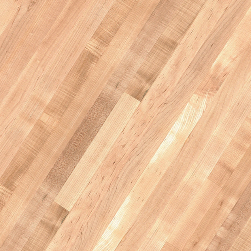 The original durability of your 100% Solid Birch Butcher Block can easily be sanded down and refinished at any time