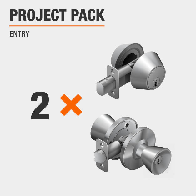 This is a project pack and the lock function is Emtry