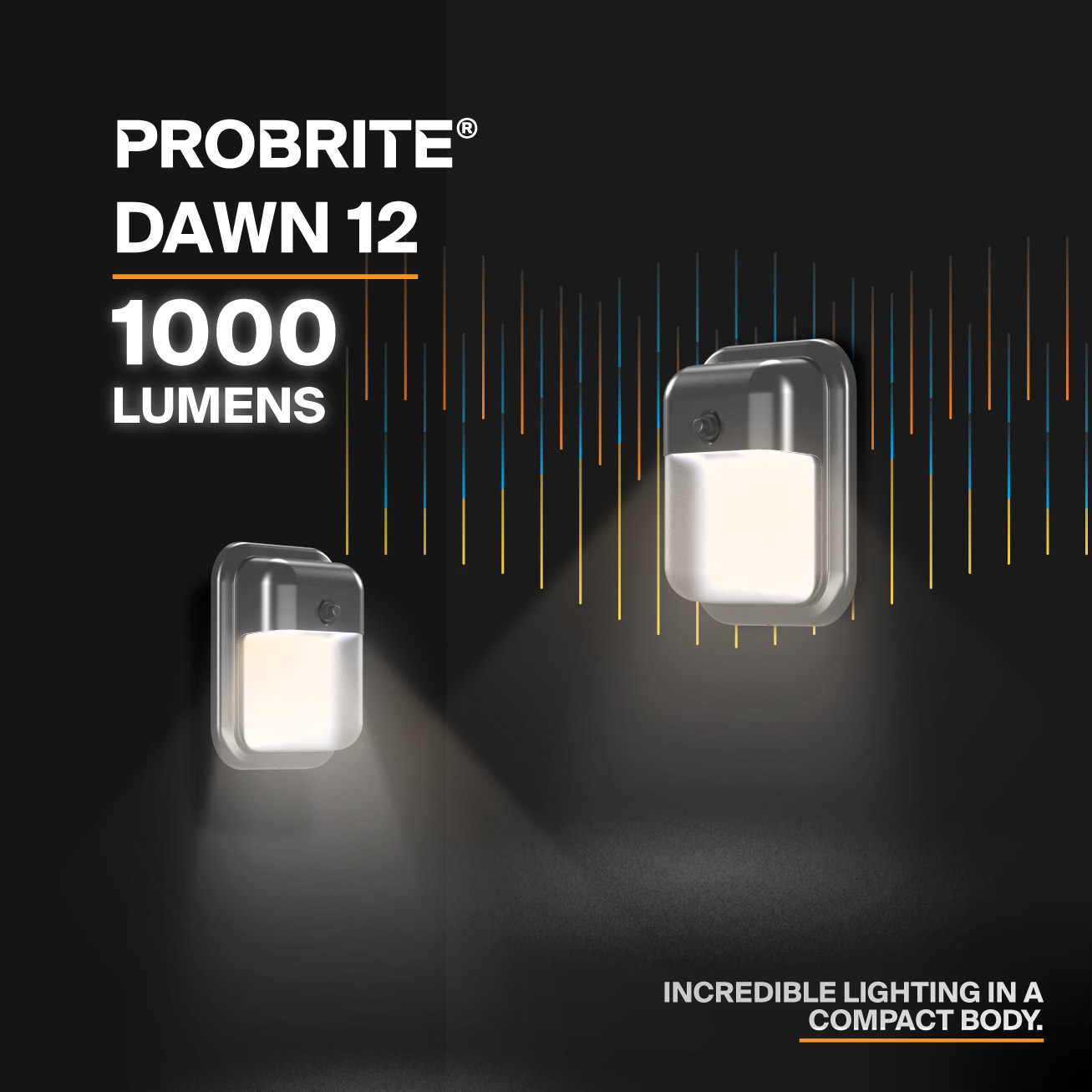 Probrite Dawn12 LED Wall Pack Incredible Lighting