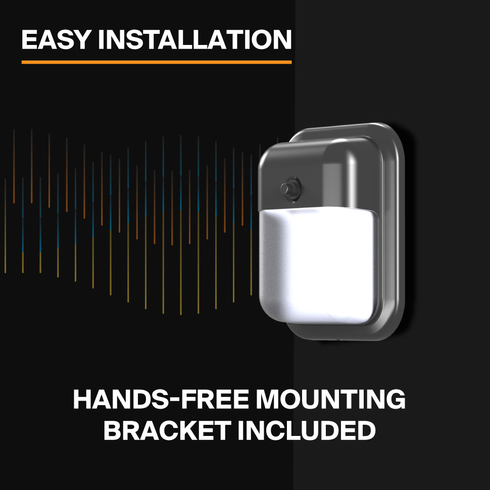 Probrite Dawn12 LED Wall Pack Easy Installation