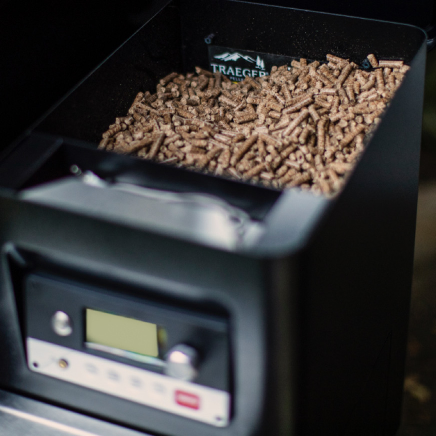 Traeger Grills - Traeger pellets engineered specifically for Traeger Grills