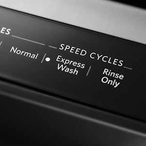 Kitchen Aid Dishwasher Rinse Only How Long