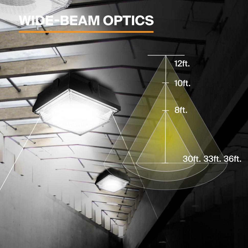 Probrite Helios20 LED Ceiling Light Wide Beam Optics