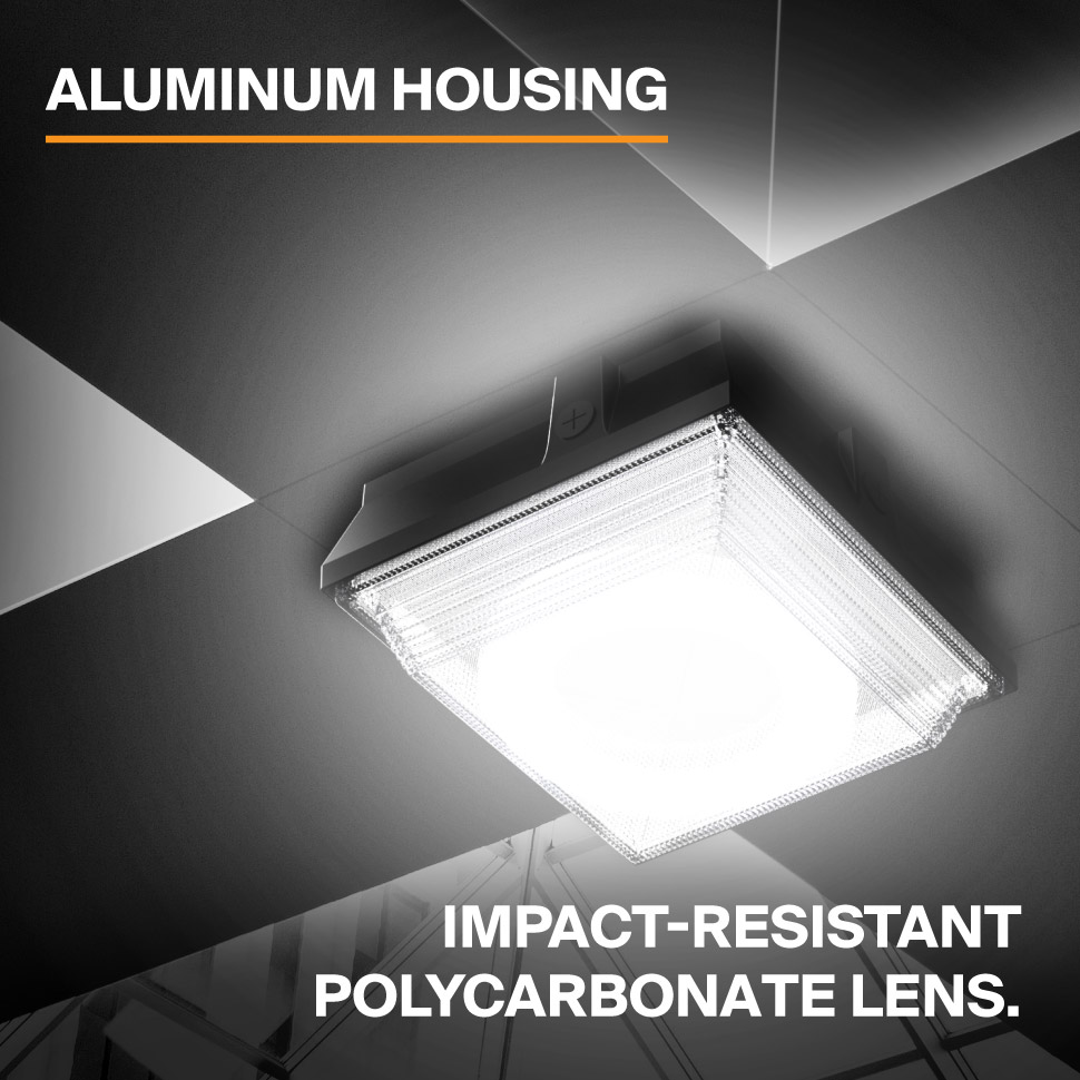 Probrite Helios20 LED Ceiling Light Aluminum Housing