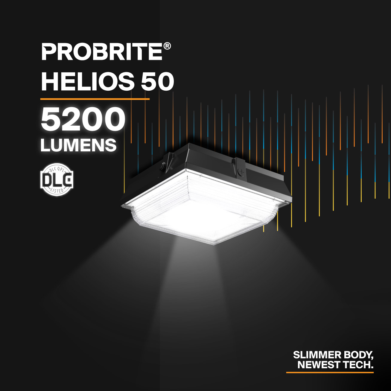 Probrite Helios50 LED Ceiling Light Slim Body