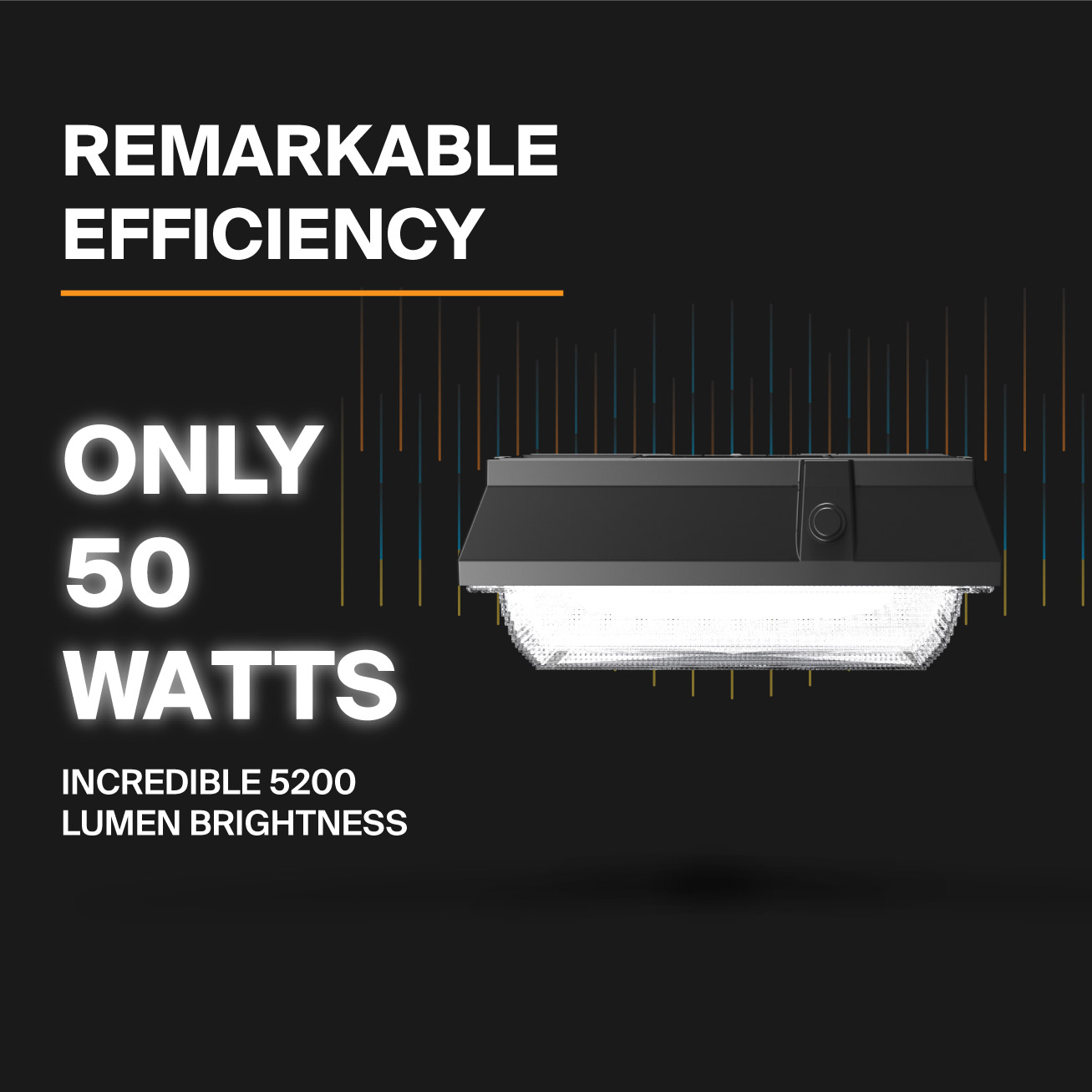 Probrite Helios50 LED Ceiling Light Efficient