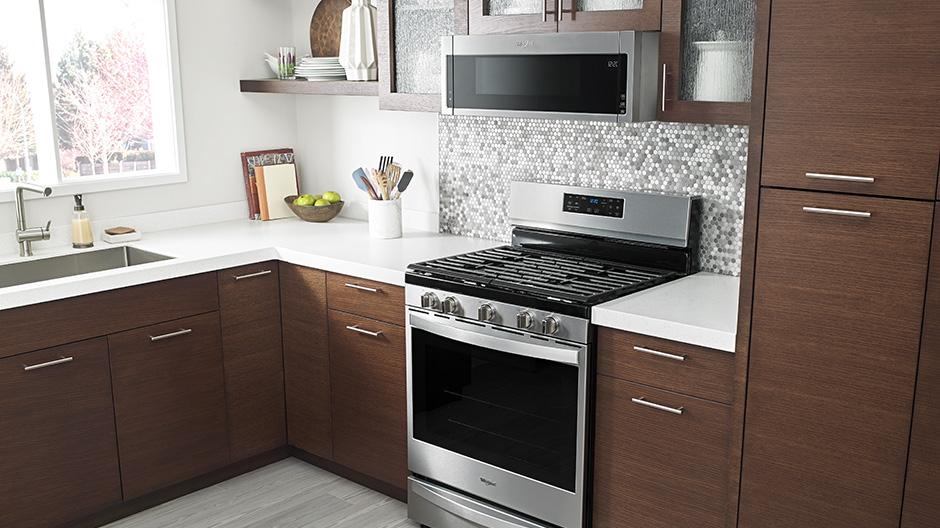 Slim Microwave Over Range - 1500+ Trend Home Design - 1500+