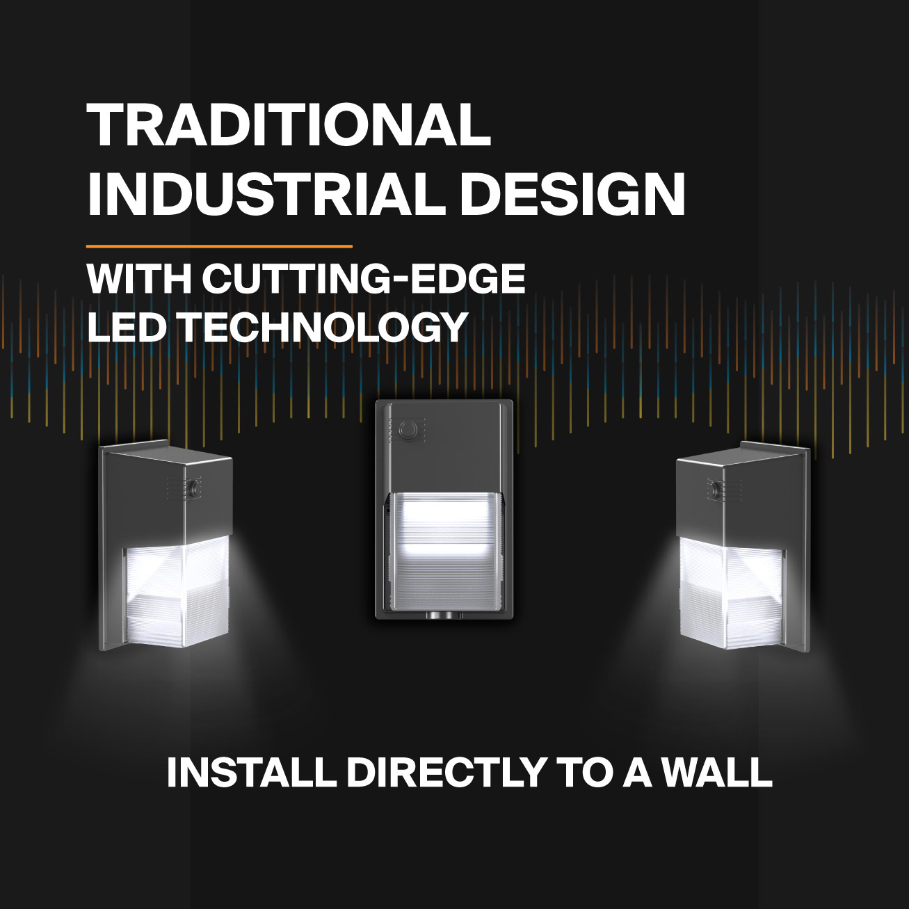 Probrite LYRA20 LED Wall Pack Install to Wall