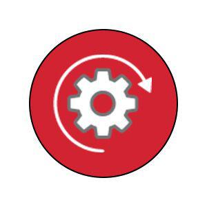 Motorized icon.