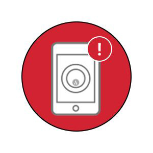 Notification icon.