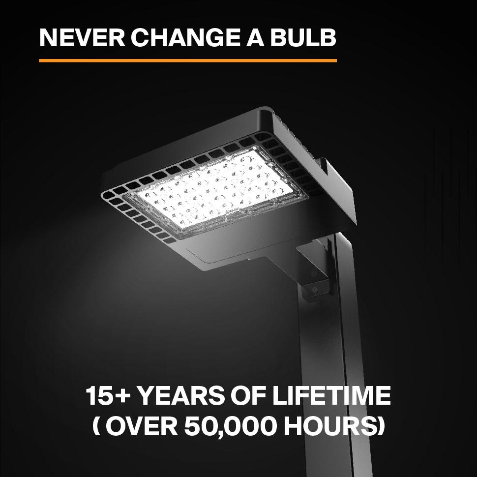 Probrite NOVA100 LED Area Light Never Change a Bulb