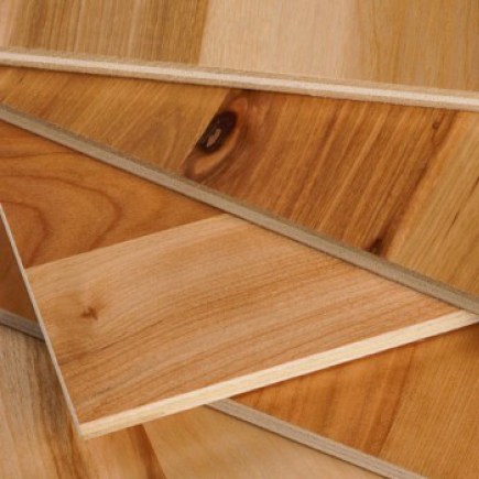 PureBond 3/4 in  x 4 ft  x 8 ft  Maple Plywood