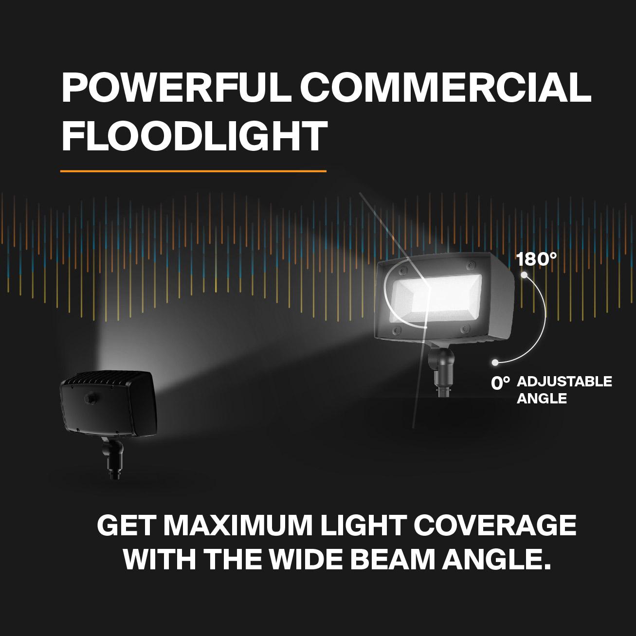 Probrite Powerflood50 LED Flood Light Commercial