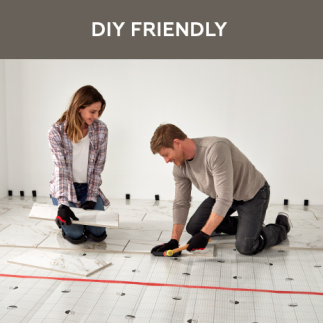 Easy DIY Installation of QuicTile